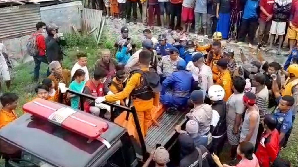 Tenggelam Saat Cari Ikan, Bocah di Palu Ditemukan Tewas Tersangkut Pukat