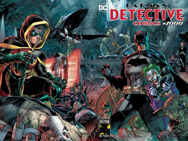 Foto: DC Comics/ Istimewa
