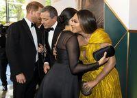 Momen Pangeran Harry 'Promosikan' Meghan Markle ke CEO Disney
