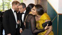 Momen Pangeran Harry Promosikan Meghan Markle ke CEO Disney