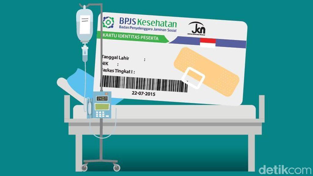 BPJS Kesehatan Masih Nunggak Rp 4,4 Triliun ke Rumah Sakit