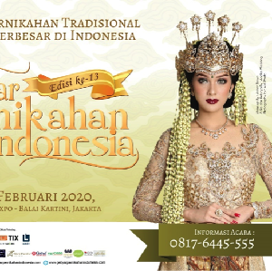 Kesenian Sunda Bakal Meriahkan Gebyar Pernikahan Indonesia