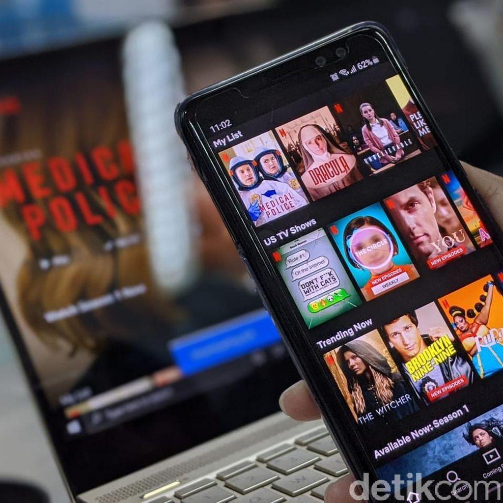 Ditanya Soal Pajak Netflix, Menkominfo Singgung Omnibus Law Pajak