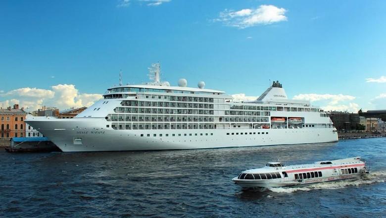 Kapal pesiar Silver Whisper akan jelajahi 7 benua selama 140 hari. (Foto: iStock)