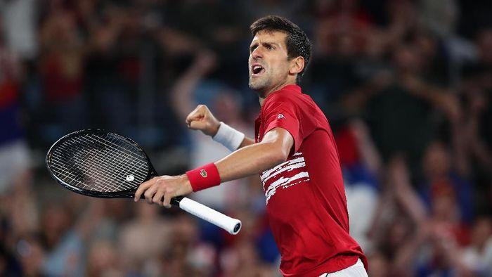Novak Djokovic mengatakan, tidak ada favorit juara di Australia Terbuka 2020. (Foto: Matt King / Getty Images)