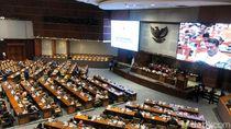 Paripurna DPR Dihujani Interupsi Desakan Bentuk Pansus Jiwasraya-Asabri