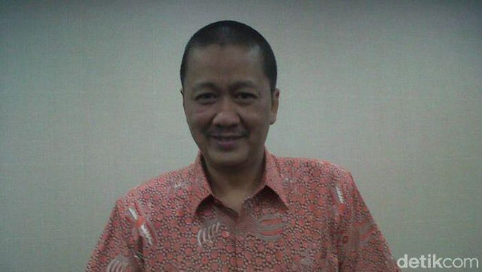 Profil Irfan Setiaputra yang Dikabarkan Jadi Dirut Garuda. Foto: Dok. detikcom