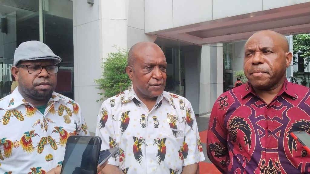 Protes soal Tatib, Anggota DPR Papua Tuding Mendagri Hambat Pembangunan