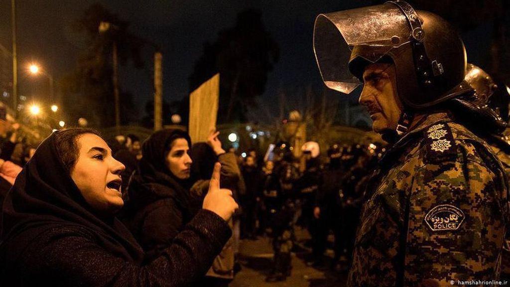 4 Orang Dilaporkan Tewas Dalam Aksi Protes di Iran