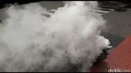 Video Jalan Berasap di Simpang Pasteur- Cipaganti Bandung