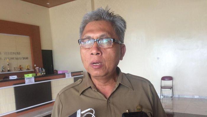 Foto: Jauh Hari Wawan/detikcom: Kepala Dinas Pertanahan dan Tata Ruang DIY Krido Suprayitno