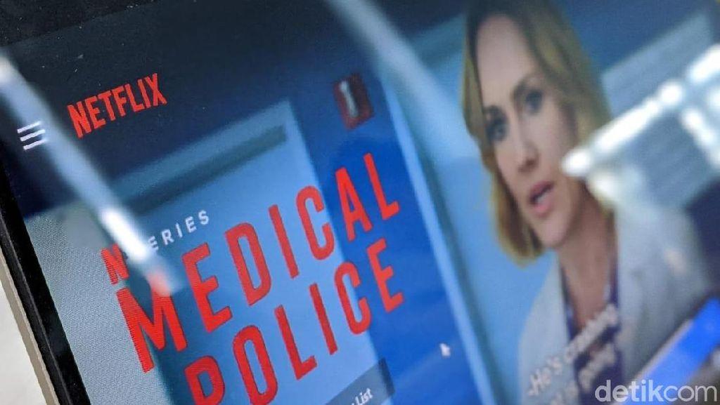Soal Take Down Konten, Netflix: Kami Punya Fitur Parental Control