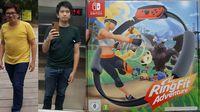 Kisah Viral Pria Turun Berat Badan 9 kg dalam Sebulan karena Video Game