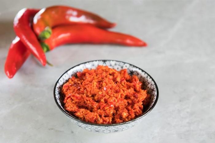 Resep sambal korek. Foto: iStock