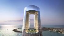 Foto: Calon Hotel Tertinggi Dunia yang Baru