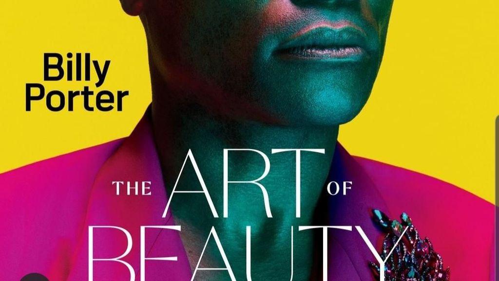 Aktor Billy Porter Jadi Pria Pertama yang Tampil di Majalah Kecantikan Allure