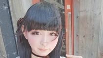 Foto Viral Sosok Wanita Muda Jepang bak Anak Sekolahan Ternyata Pria