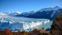Ini Gletser Terbesar Kedua Dunia Selain di Kutub