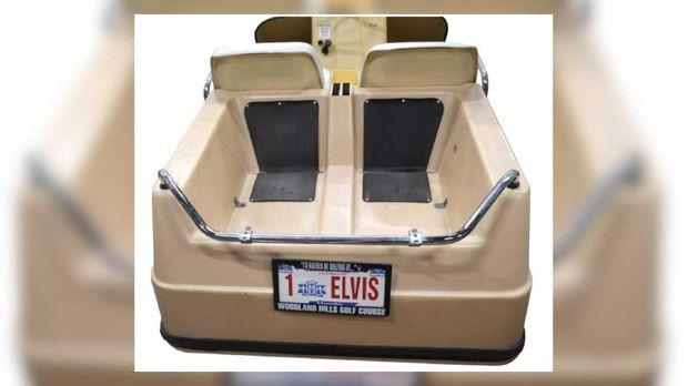 Harley Roda Tiga Elvis Presley yang Dibeli Usai 17 Hari Menikah, Dilelang!