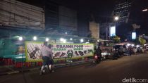 Ketua DPRD DKI Minta Trotoar Sabang Tak Ditempati PKL Usai Direvitalisasi