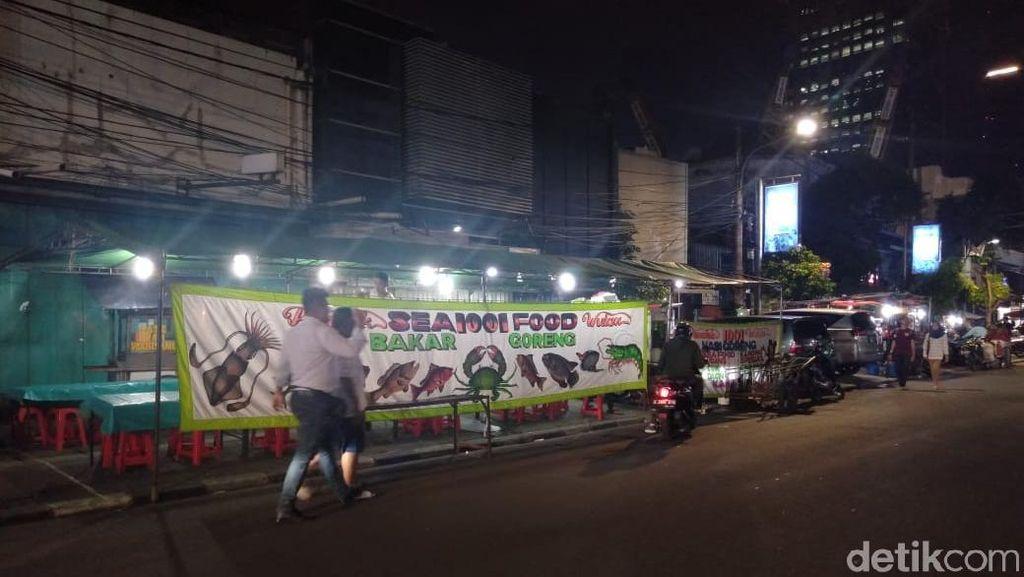 Pemprov DKI Akan Tetap Tempatkan PKL di Sabang Usai Revitalisasi Trotoar