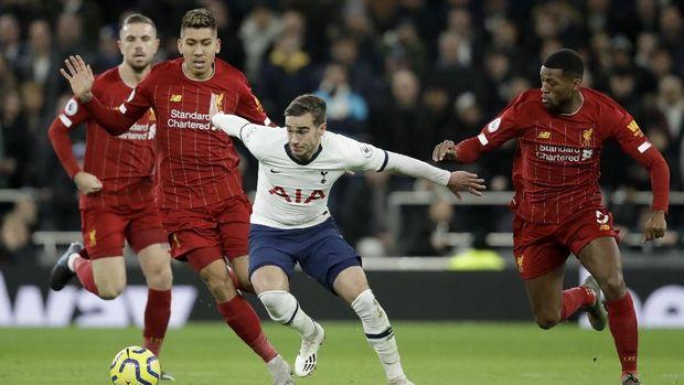 Tottenham mengalami kesulitan di beberapa bersama Jose Mourinho.