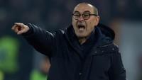 Sarriball Sarri: Pemain Lazio Dilarang Main Bola Atas!