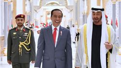 Deretan Bukti Intimnya RI-UEA yang Bikin Malaysia Iri