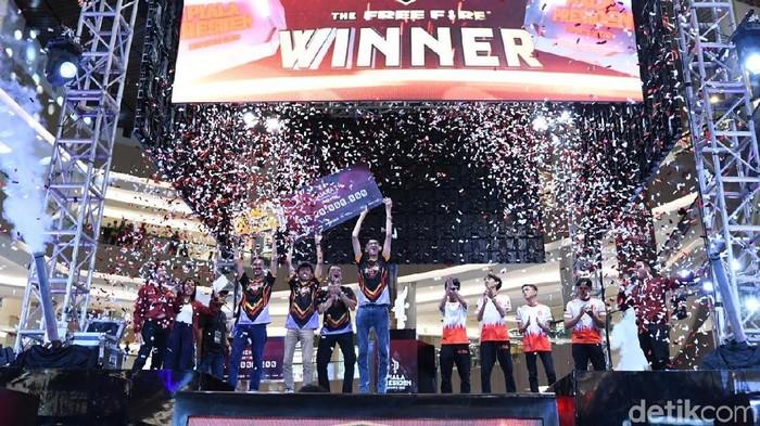 10 TIm eSport Indonesia Timur Lolos ke Final Piala Presiden (Deny Prastyo Utomo/detikcom)