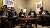 Indonesia-UEA Kerja Sama Kontra-terorisme hingga Bahas Ibu Kota Baru