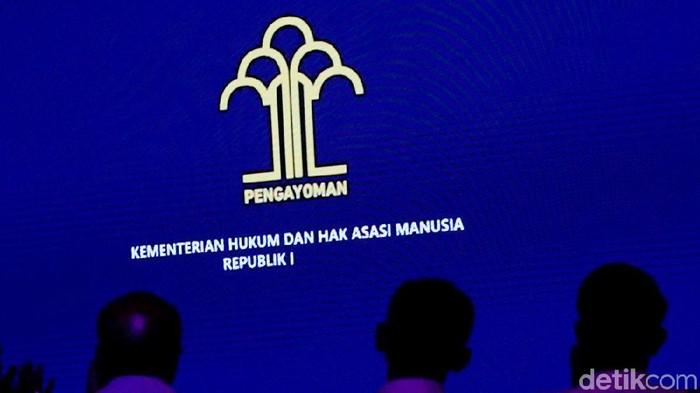 Logo Kemenkumham