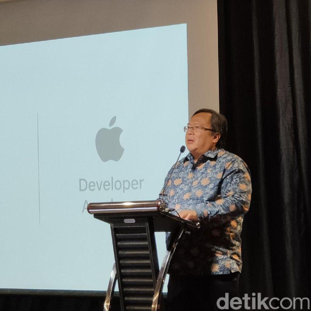 Menristek Harap Lulusan Apple Academy Bisa Bikin Unicorn