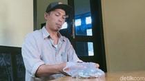 Warga Banyuwangi Beli Motor Pakai Uang Koin Setelah Nabung 28 Bulan