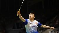 Di gim pertama, pasangan asal China Wang/Huang menutup pertandingan dengan skor 21-9.
