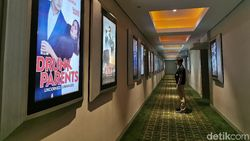 Nantikan! Bioskop Buka Serentak 29 Juli