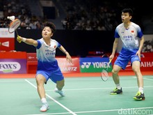 Kalah Telak di Final, Huang Dongping Sakit Usus Buntu