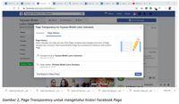 Beberapa Penyebab Akun Kalian Nge-like FB Page Politisi