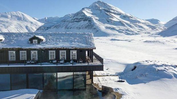 10 Hotel Paling Terpencil di Dunia