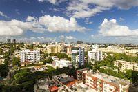 Kota di Republik Dominika yang banyak gedung bertingkat