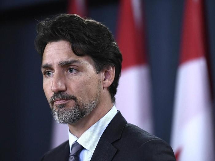 Justin Trudeau (Justin Tang/The Canadian Press via AP)