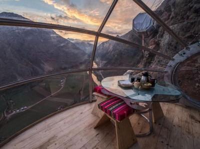 Potret 10 Hotel Unik di Tempat Terpencil Dunia