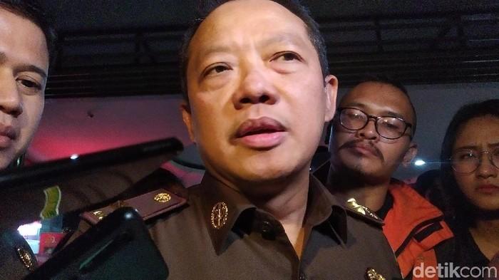 Direktur Penyidikan pada Jampidsus Febri Adriansyah (Wilda/detikcom)