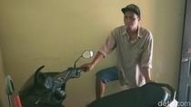 Begini Cara Pria di Banyuwangi Kumpulkan Uang Koin untuk Beli Motor