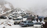 Salju Bukanlah Hal Baru di Arab Saudi