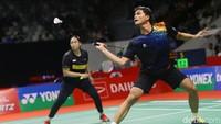Hasil ini membuat Ricky/Pia menjadi wakil Indonesia pertama yang tersisih di babak pertama Indonesia Masters 2020.