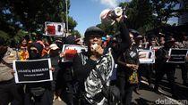 Demo Pro dan Kontra Anies, PDIP DKI: Dia Kurang Antisipasi Banjir