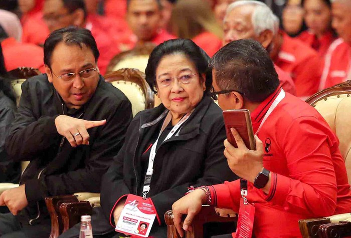 Prananda Prabowo sukses mengarahkan Rakernas I PDIP guna mewujudkan Indonesia menjadi Negara Industri berbasis Riset dan Inovasi Nasional.