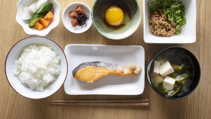 Menu Sarapan Orang Jepang yang Kaya Nutrisi dan Menyehatkan