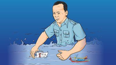 8 Jurus Edhy Prabowo Benahi Natuna
