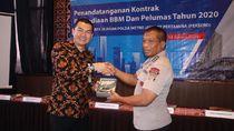 Pertamina Pasok BBM dan Pelumas untuk Polda Metro Jaya